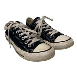 CONVERSE Chuck Taylor All Star Sneakers Black 4.5